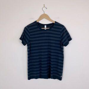 Lululemon Breeze By Short Sleeve *Stripe